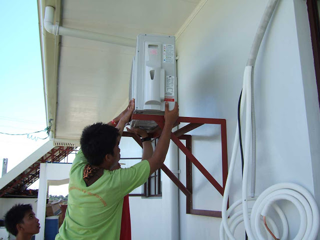 Services From An Air Conditioning Repair Shop